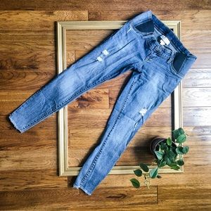 Isabelle skinny maternity jeans